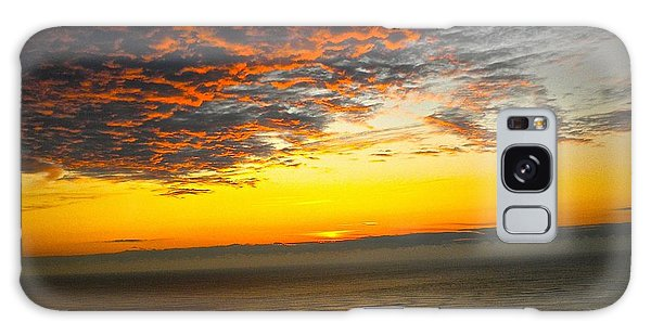 Jersey Morning Sky Galaxy Case