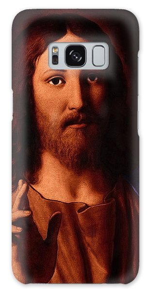 Jesus Christ Galaxy Case