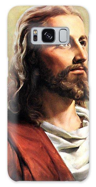 Jesus Christ Galaxy Case