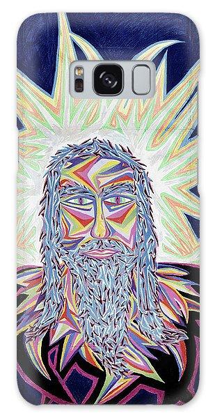 Jesus Year 2000 Galaxy Case by Robert SORENSEN