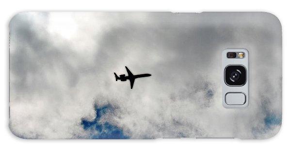 Jet Airplane Galaxy Case