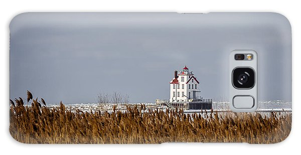 jewel of the Port Lorain Lighthouse Galaxy Case