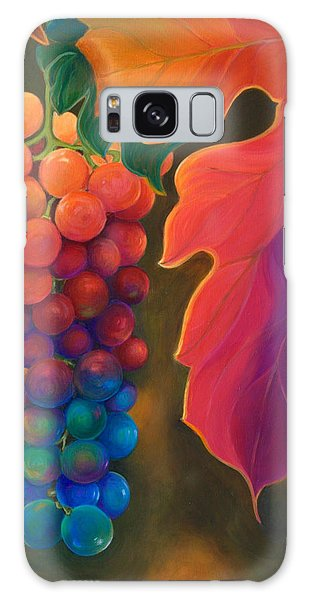 Jewels Of The Vine Galaxy Case by Sandi Whetzel