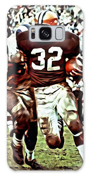Jim Brown Galaxy Case