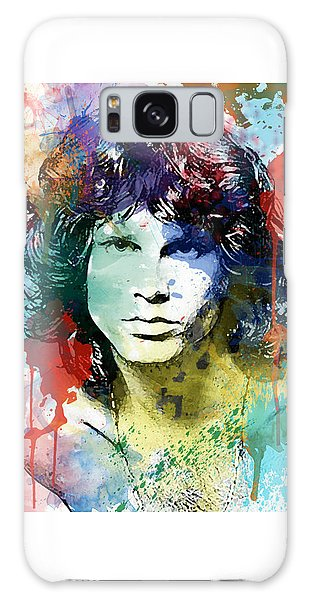 Jim Morrison Galaxy Case