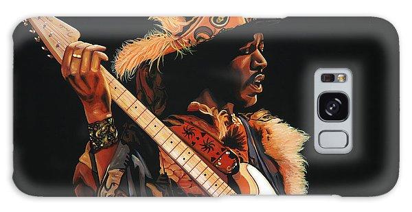 Knight Galaxy Case - Jimi Hendrix 3 by Paul Meijering