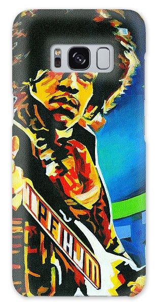 Bold As Love. Jimi Hendrix  Galaxy Case