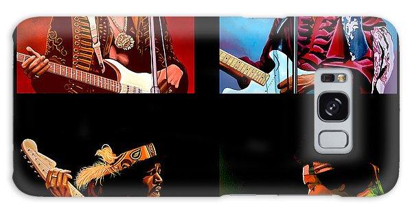 Cd Galaxy Case - Jimi Hendrix Collection by Paul Meijering