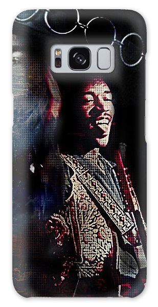 Jimmy Hendrix Galaxy Case