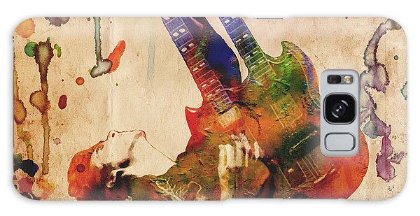 Jimmy Page - Led Zeppelin Galaxy Case