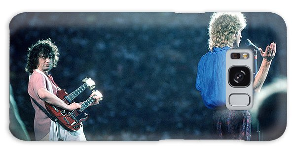Jimmy Page And Robert Plant Galaxy Case