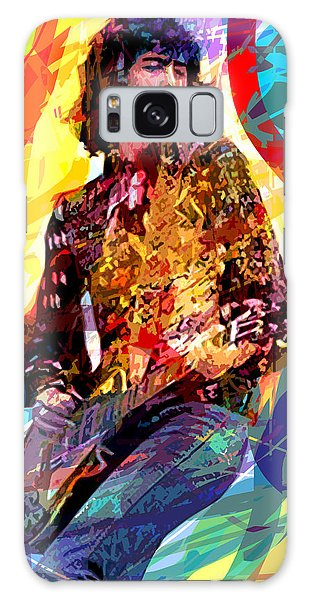 Led Zeppelin Galaxy Case - Jimmy Page Leds Lead by David Lloyd Glover