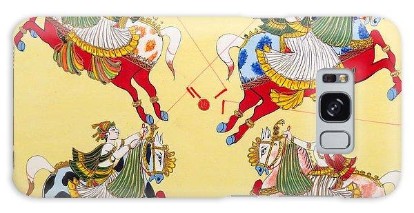 Jodhpur Polo Galaxy Case