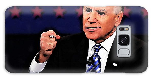 Joe Bidencaricature Galaxy Case