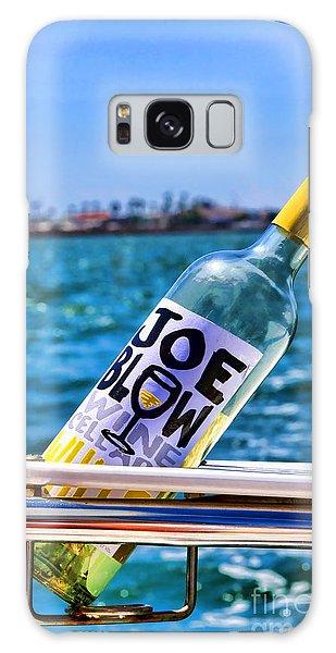 Joe Blow Saves The Day By Diana Sainz Galaxy Case