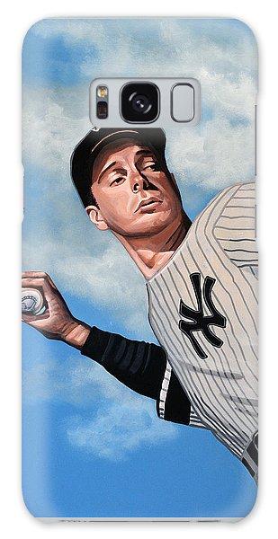 Baseball Galaxy Case - Joe Dimaggio by Paul Meijering
