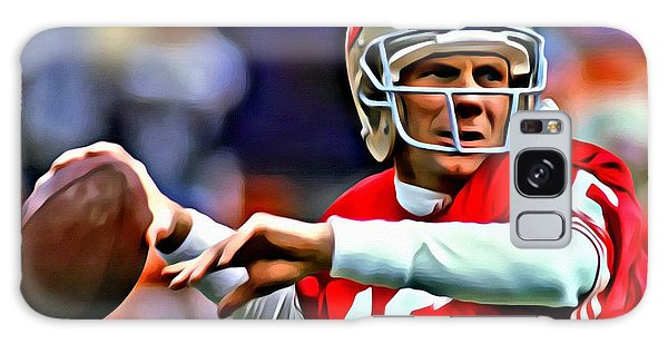 Joe Montana Galaxy Case