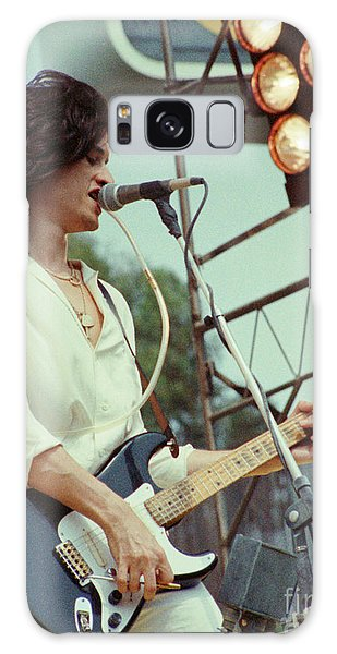 Joe Perry Of Aerosmith At 1979 Monsters Of Rock In Oakland Ca Galaxy Case
