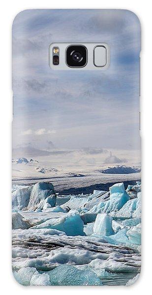 Joekulsarlon Glacial Lagoon Galaxy Case