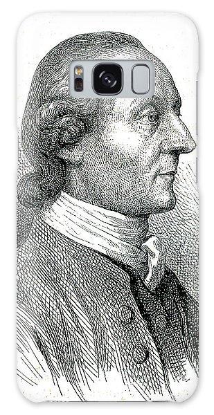 Traits Galaxy Case - Johann Kaspar Lavater by Collection Abecasis