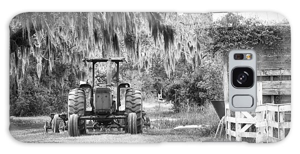 John Deere And The Canopy Of Oaks Galaxy Case
