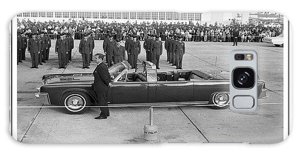 John F. Kennedy - 8 Galaxy Case