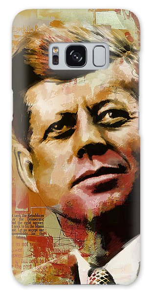 John F. Kennedy Galaxy Case