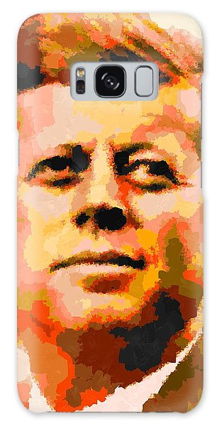 John Fitzgerald Kennedy - Abstract Galaxy Case