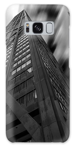 John Hancock Building 73a7300 Galaxy Case by David Orias