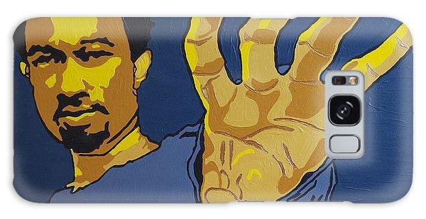 John Legend Galaxy Case by Rachel Natalie Rawlins