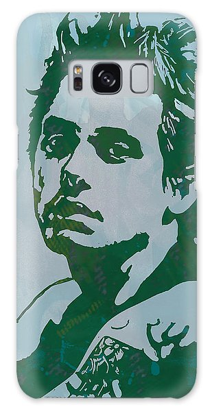 Influence Galaxy Case - John Mayer - Pop Stylised Art Sketch Poster by Kim Wang