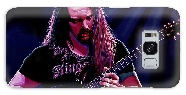John Petrucci Painting Galaxy Case