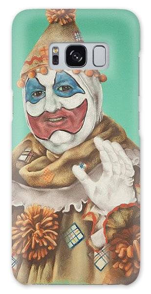 John Wayne Gacy As Pogo The Clown Galaxy Case