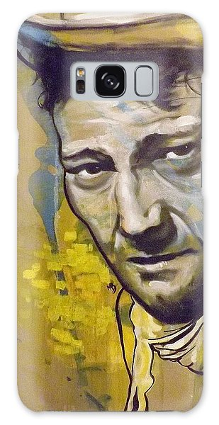John Wayne Galaxy Case by Matt Burke