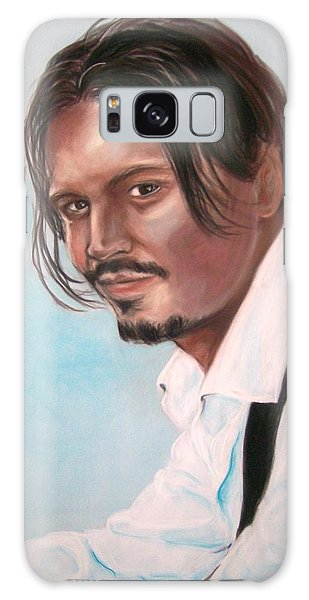 Johnny Depp Galaxy Case