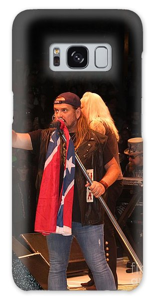 Johnny Van Zant Of Lynyrd Skynyrd Galaxy Case