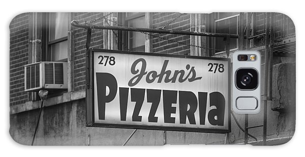 John's Pizzeria In Nyc Galaxy Case