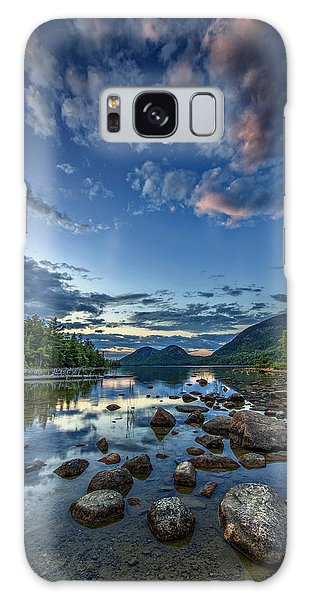 Jordan Pond Galaxy Case