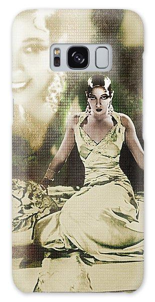 Josephine Baker 2 Galaxy Case