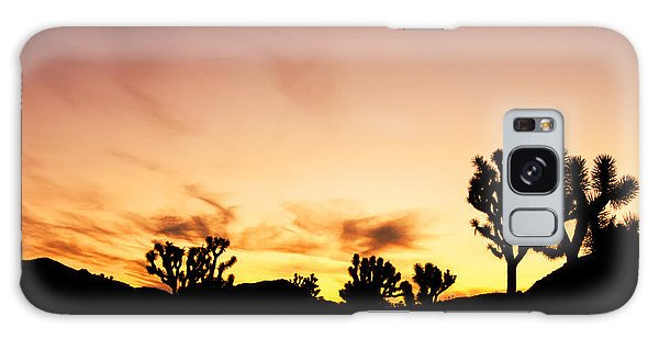 Joshua Sunrise Galaxy Case