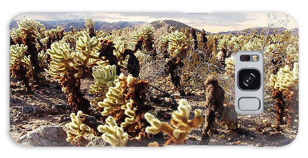 Joshua Tree National Park 3 Galaxy Case by Glenn McCarthy Art and Photography