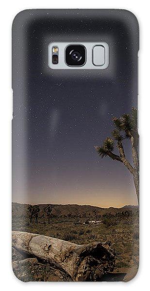 Joshua Tree Night 3 Galaxy Case