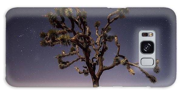 Joshua Tree Night Galaxy Case