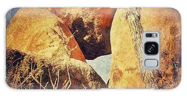 Sunny Galaxy Case - Joshua Tree Np by Jill Battaglia