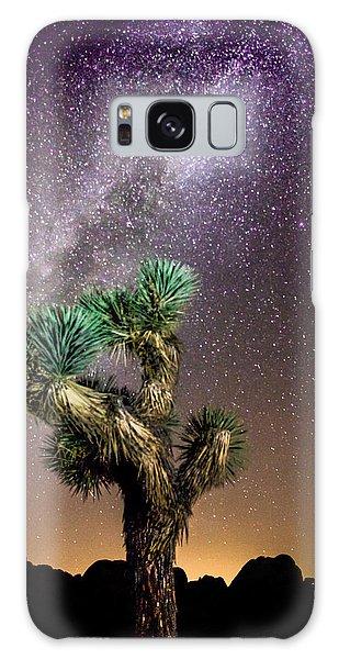 Joshua Tree Vs The Milky Way Galaxy Case by Robert  Aycock