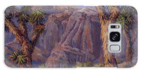 Joshua Trees- Mojave Galaxy Case