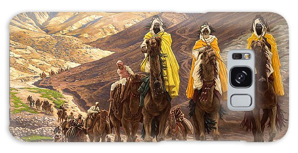 Camel Galaxy S8 Case - Journey Of The Magi by Tissot
