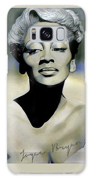 Joyce Bryant  Galaxy Case by Chelle Brantley