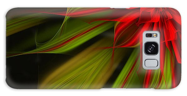 Joyful Blossom Galaxy Case by Linda Whiteside