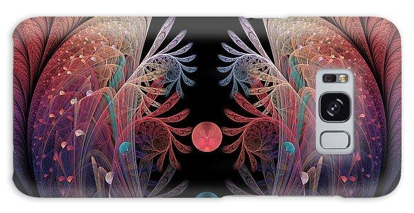 Juggling Galaxy Case by Gabiw Art